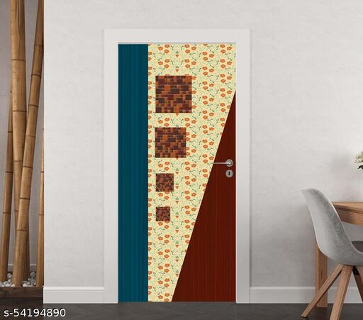 Door Sticker / Vinyl Wallpaper