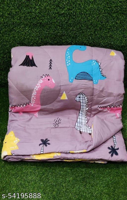 TRENDY SINGLE BED KIDS COMFORTER