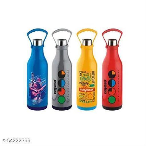 NAYASA whip 1800 ml Bottle  (Pack of 4, MULTICOLOUR )