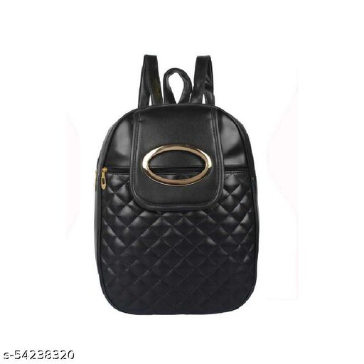 Black color Exclusive and Stylish Handbag for Girls for Teachers / College / Fund / Study / Office use