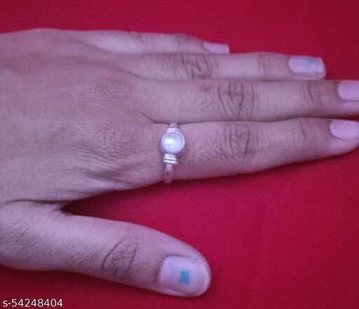 Luxurious Silver Rings for Women & Girls