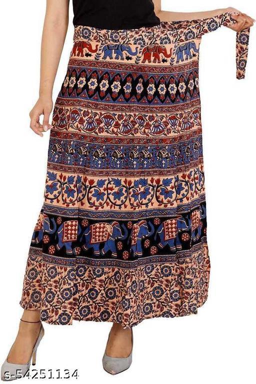 Charvi Alluring Women Ethnic Skirts