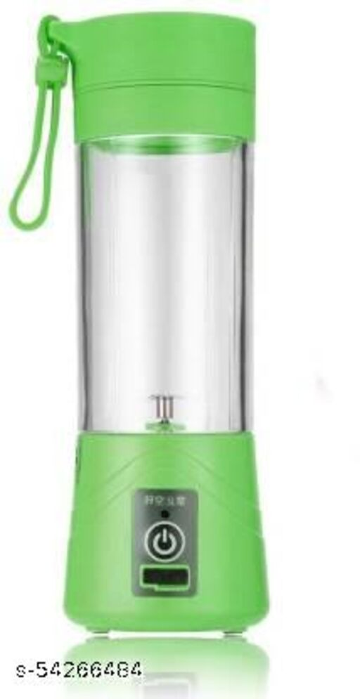 Electric Rechargeable Mini Juicer