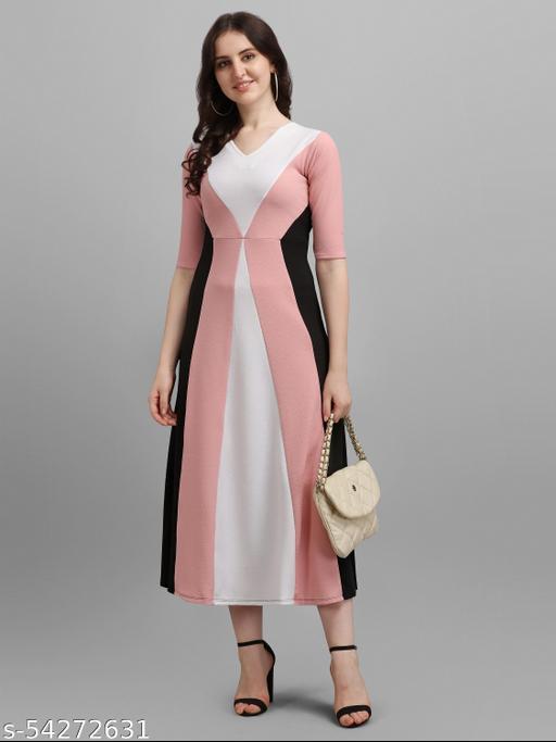 Raj creation Women's Empire Dress