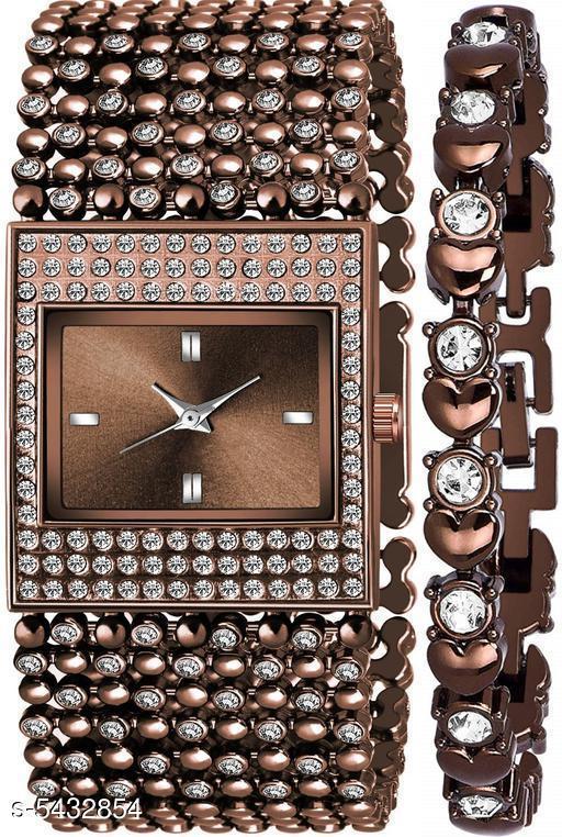 Stylish Analog Women 's Watches With Band