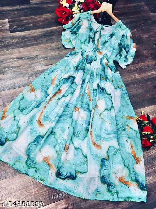 PERFECT PRETTY LOOK MAXI DRESS