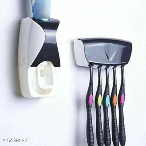 Unique Toothpaste Dispenser