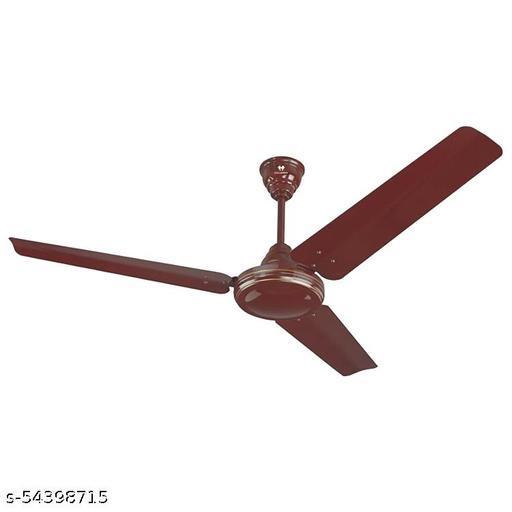 Hullaards Ceiling Fan (Brown)