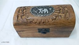 Handcrafted Wooden Jewellery Box