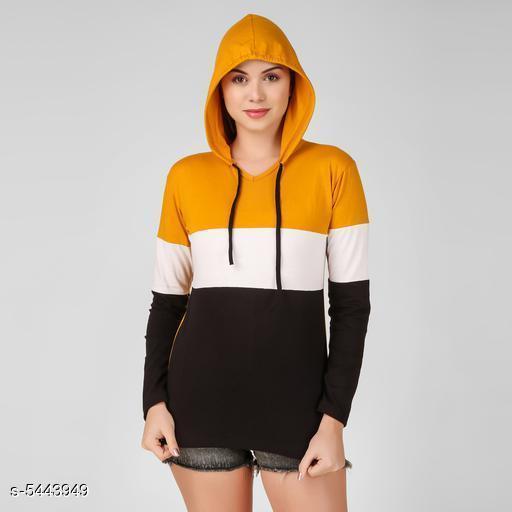 Trendy Women's Hoodie Sweatshirts