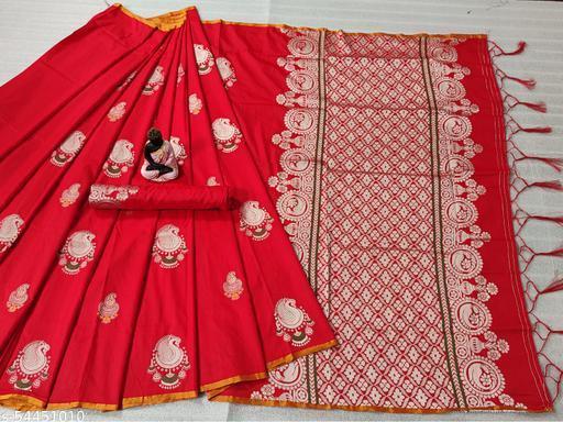 DP Tex Present Kanchipuram Handloom Weaving Silk  With New Design And Soft Silk Saree