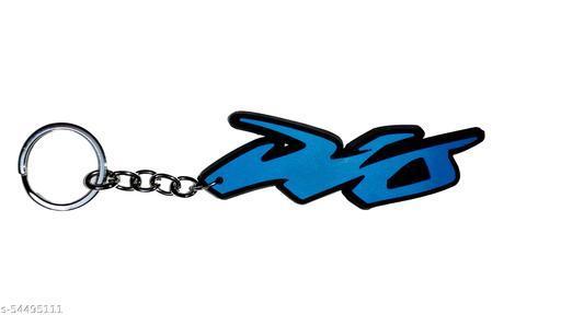 Dio rubber keychain for bike car gift man women