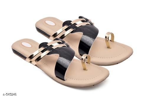 Flats Stylish Synthetic Leather Women's Footwear  *Material* Top Material  *Indian Size* 4, 5, 6, 7, 8, 9  *Description* It Has 1 Pair Of Women's Footwear  *Sizes Available* IND-8, IND-9, IND-4, IND-5, IND-6, IND-7 *   Catalog Rating: ★3.9 (118)  Catalog Name: Women's Attractive Footwears Vol 4 CatalogID_60512 C75-SC1071 Code: 772-545246-