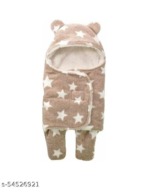 3 in 1 Use baby boy and baby girl's Baby wrapper / safety/ sleeping bag  luxery super soft baby wraper