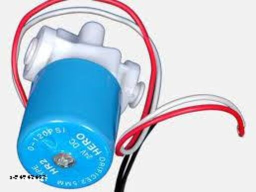 Solenoid Valve 24v   Solenoid Valve Water Flow Control for All Type of RO Water Purifiers Pack 01