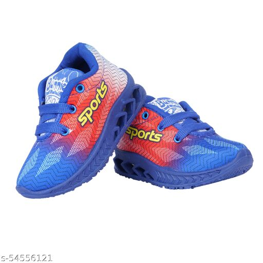 BUNNIES_SHINY-3  BLUE COLOUR_LIGHTING SPORTS SHOES FOR BOYS S FOR (1 YEAR TO 5 YEAR)