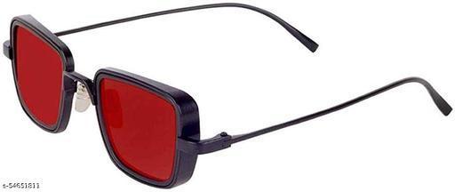 black red glass
