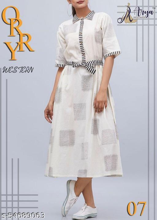 WOMEN FANCY WESTERN DRESS