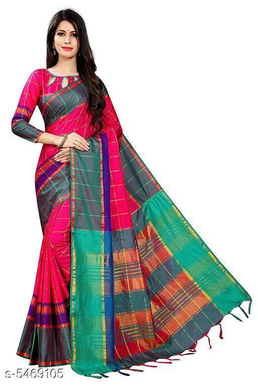 Stylish Women's Silk Saree