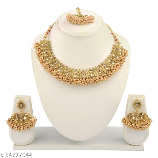 Shimmering Chic Jewellery Sets