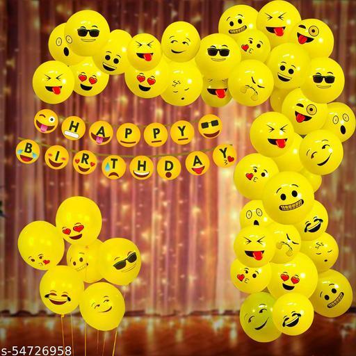 Happy Birthday Party Decor