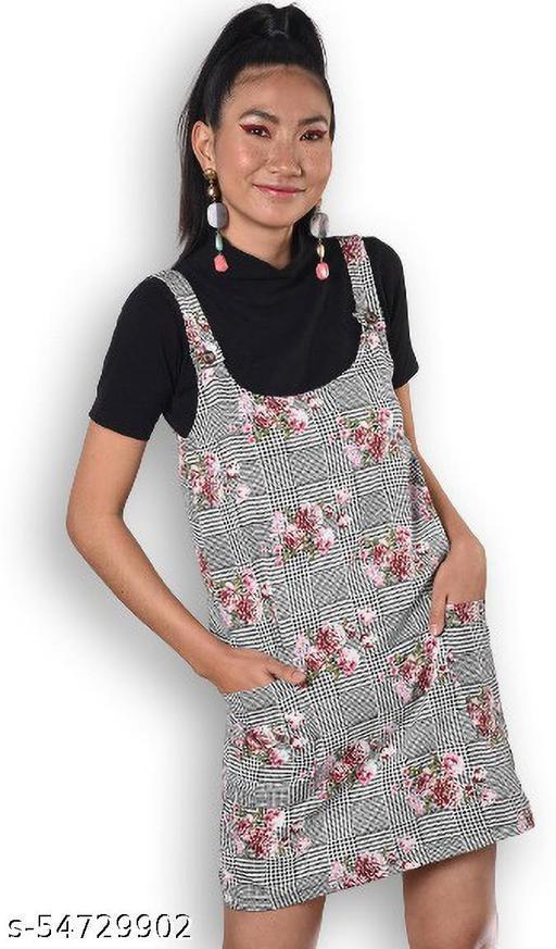 Mixcult Women Maxi Black Dress