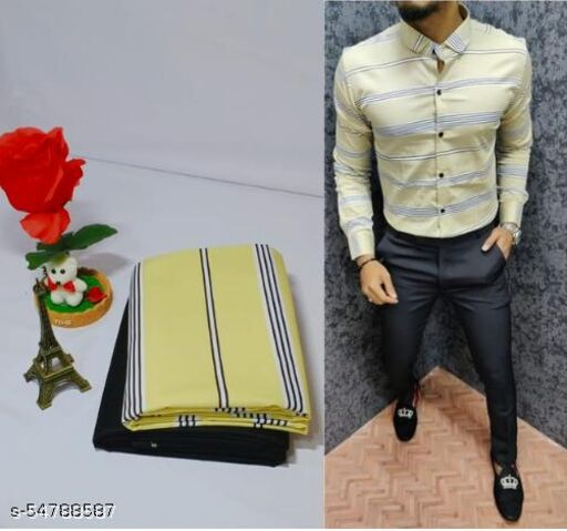 mens style fabric fashion