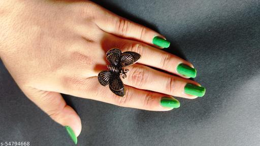 Gyani Style Ring