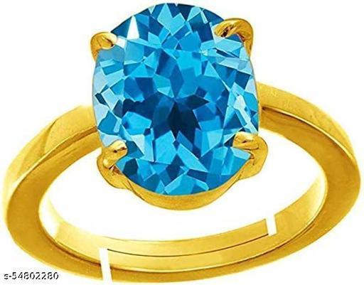 Blue Topaz Original ring