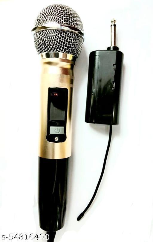 Microphone cordless /wireless mic