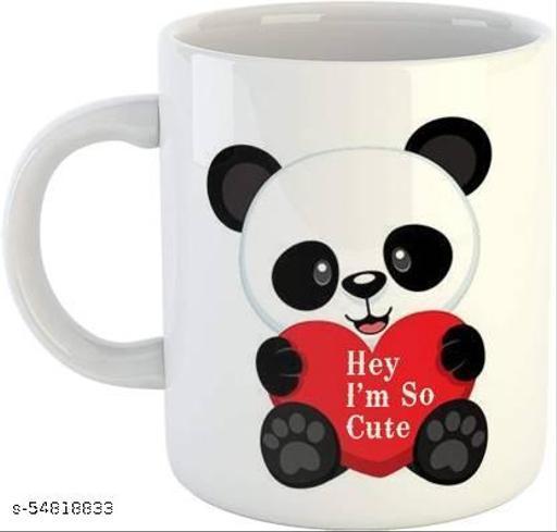 Hey I'm So Cute Panda Design