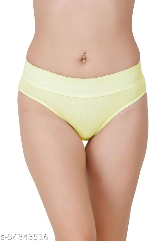 Docare Yellow Hipster Panty