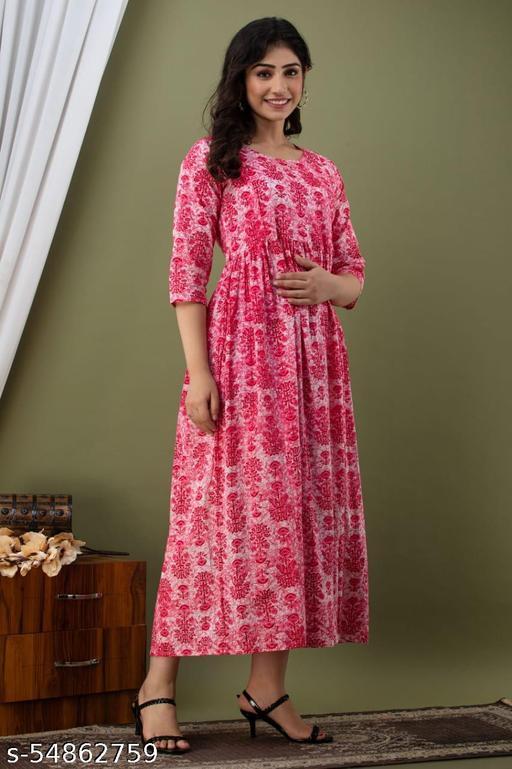 Stylish Fabulous Women maternity dresses