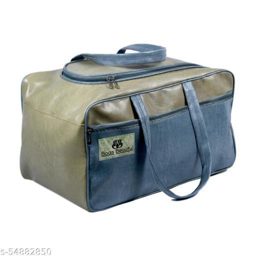 CS Collection Duffle Bag Travel Duffel Bag Luggage Duffel Bags Air Bags Luggage Bag Travelling Bag Truffle Bags (Green)