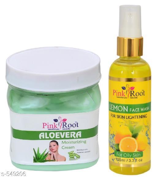 Premium Cream & Face Wash