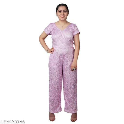Mouve Net Jumpsuit For Women
