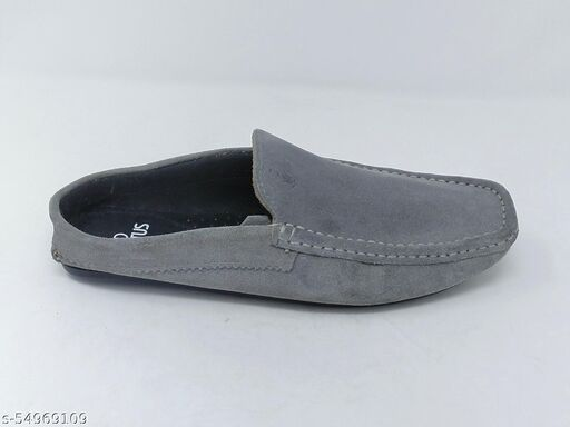 RL 9322 GBO GRAY LOAFERS