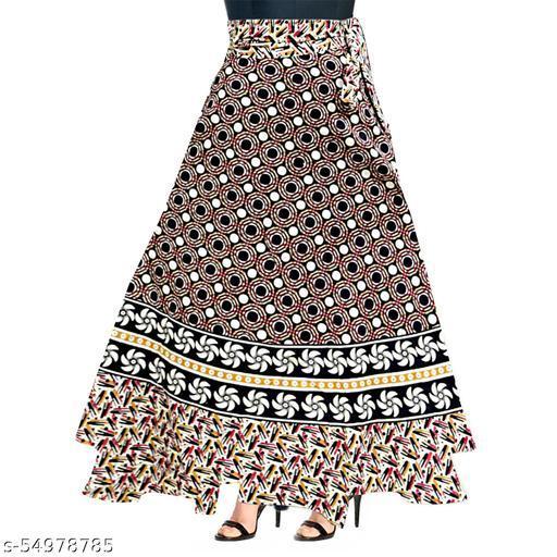Jaipuri Wrap Around Women's Skirt