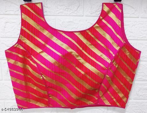 Vihu Fashioin's New Readymade Sleeveless Princess Cut Blouse For Women Wear