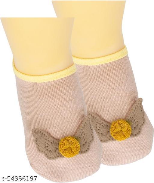 ThunderLook Boys Brown Socks 12 - 24 Months SK1701