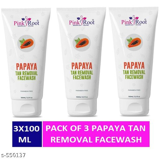 Useful Face Wash Pack Of 3