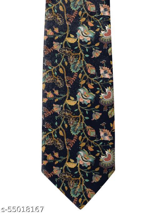 Blacksmith Floral Tie for Men