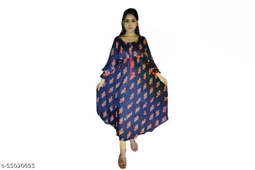 Fashinate India flared kurti with floral print