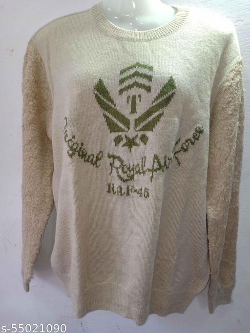 Haxel Classy Part y wear fancy Sweater