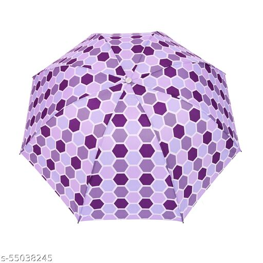 Bizarro.in 4 Fold HONEY DESIGN BRAND NEW FASHIONABLE MANUAL OPEN UMBRELLA WITH RUSTPROOF COATED SHAFT MATERIAL AND RUBBER COATED PLASTIC HANDLE- SUTAIBLE FOR MEN::WOMEN::GIRLS::BOYS-31