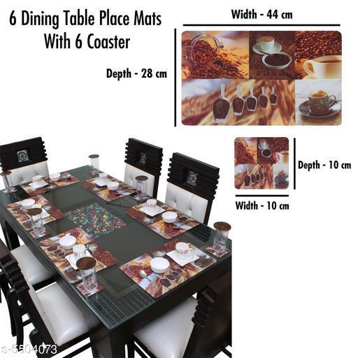 Unique Table Runner