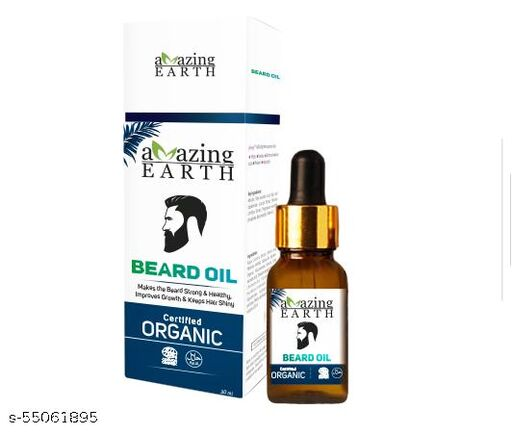 AMAzing EARTH Beard Oil