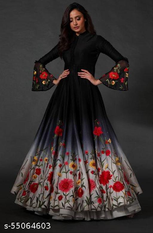 Dipika Digital Printed women Dreeses/Gown