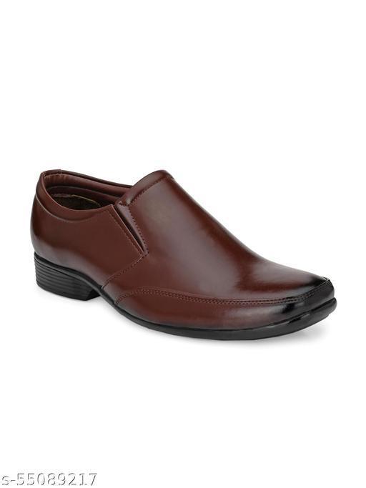 John Karsun Men's Brown  Formal shoes ( 5003 )
