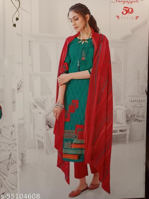 Attractive Beautiful Women Suits & Dress Materials